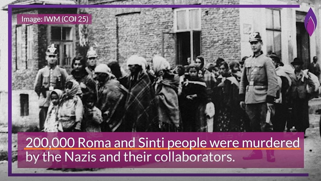 Roma and Sinti persecution film
