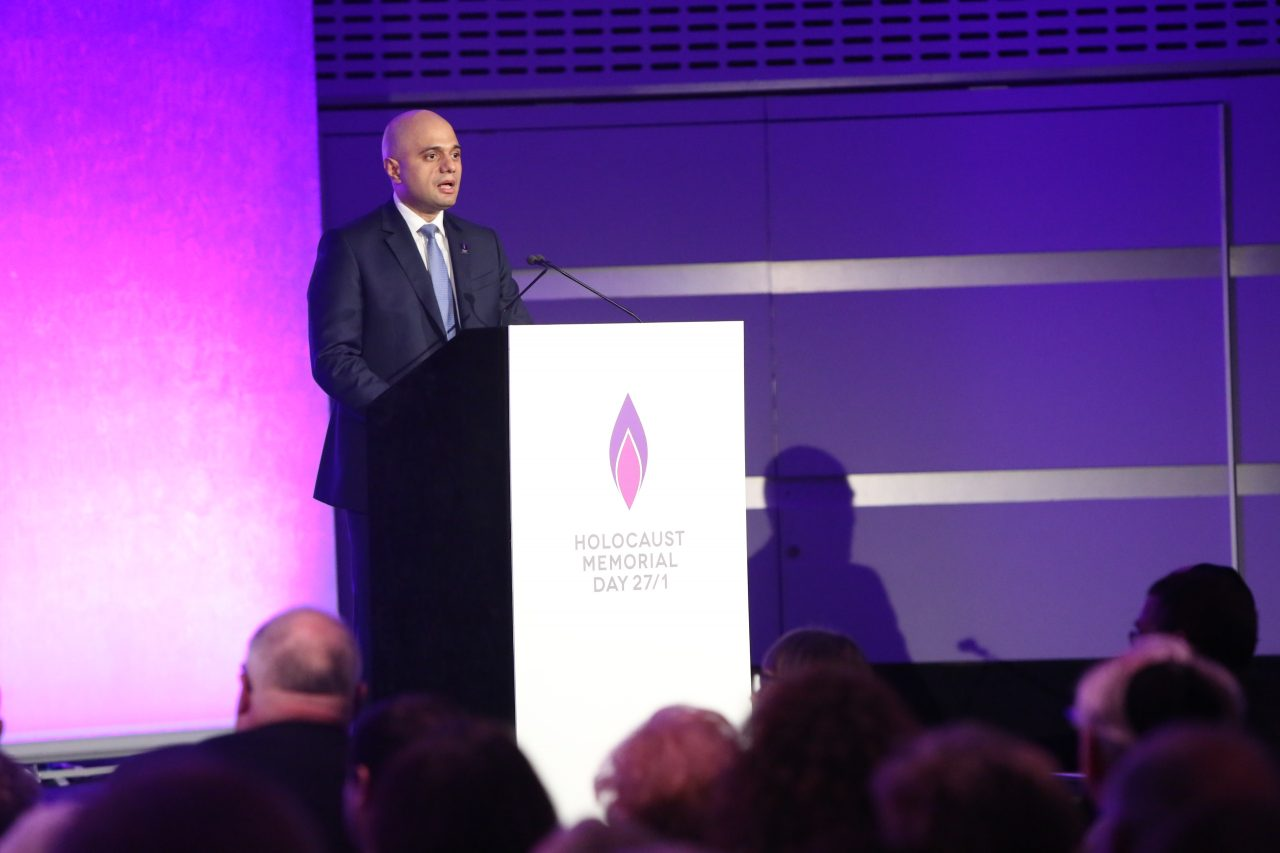 Rt Hon Sajid Javid MP, Secretary of State for Communities and Local Government.