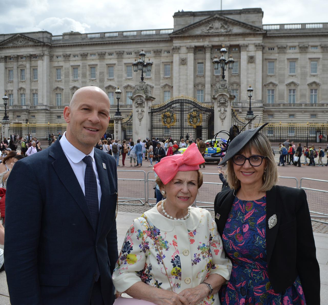 HMDT Blog: From surviving the Holocaust to Buckingham Palace