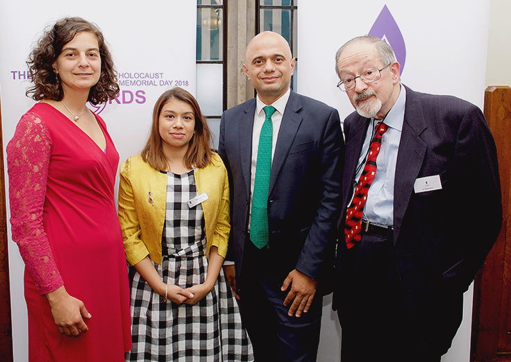 We launch our resources for HMD 2018 with MPs and survivors in Parliament