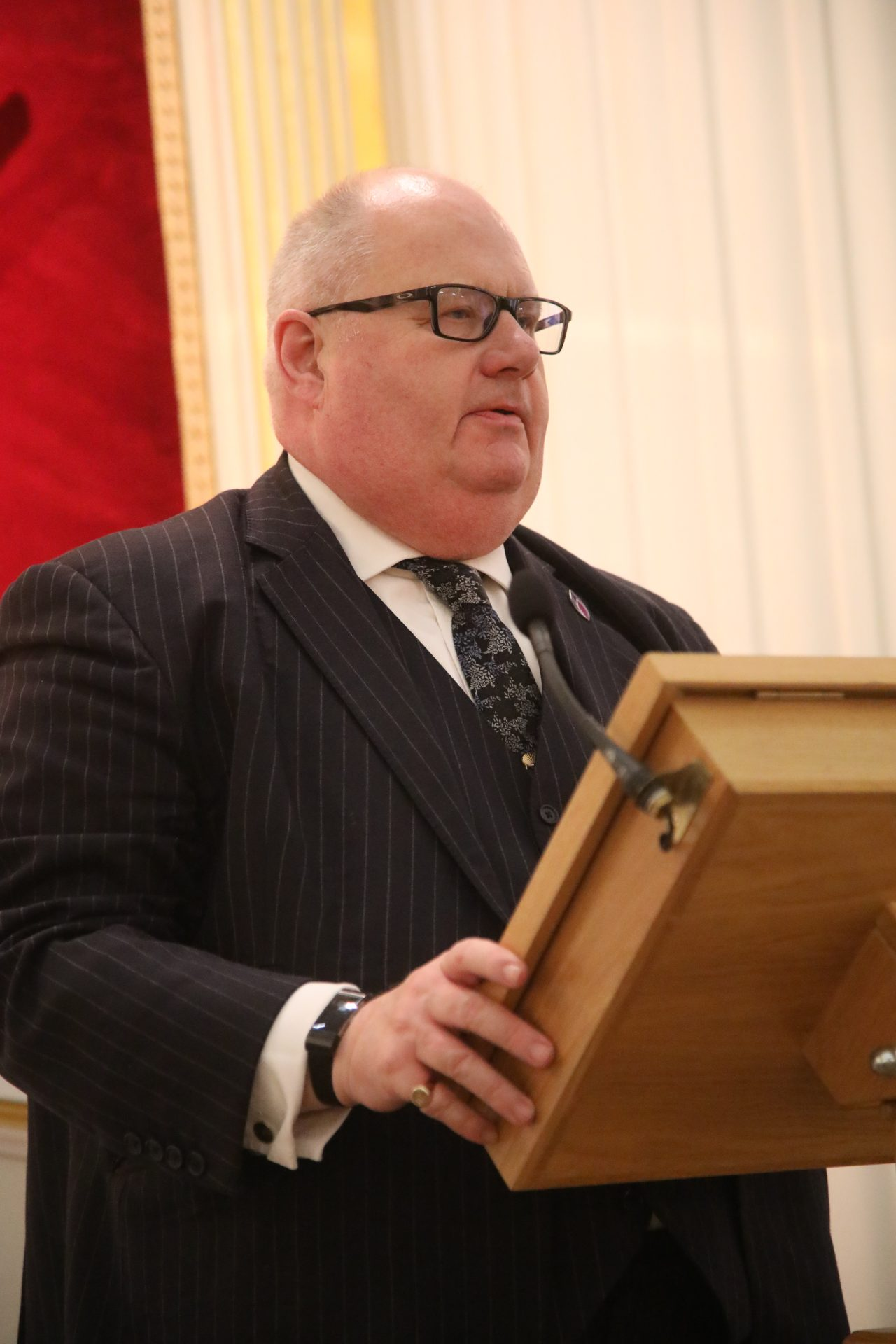 Sir Eric Pickles