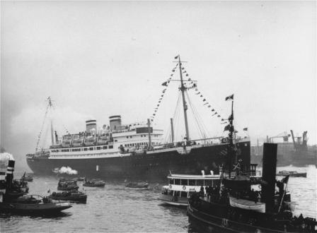 The SS St Louis