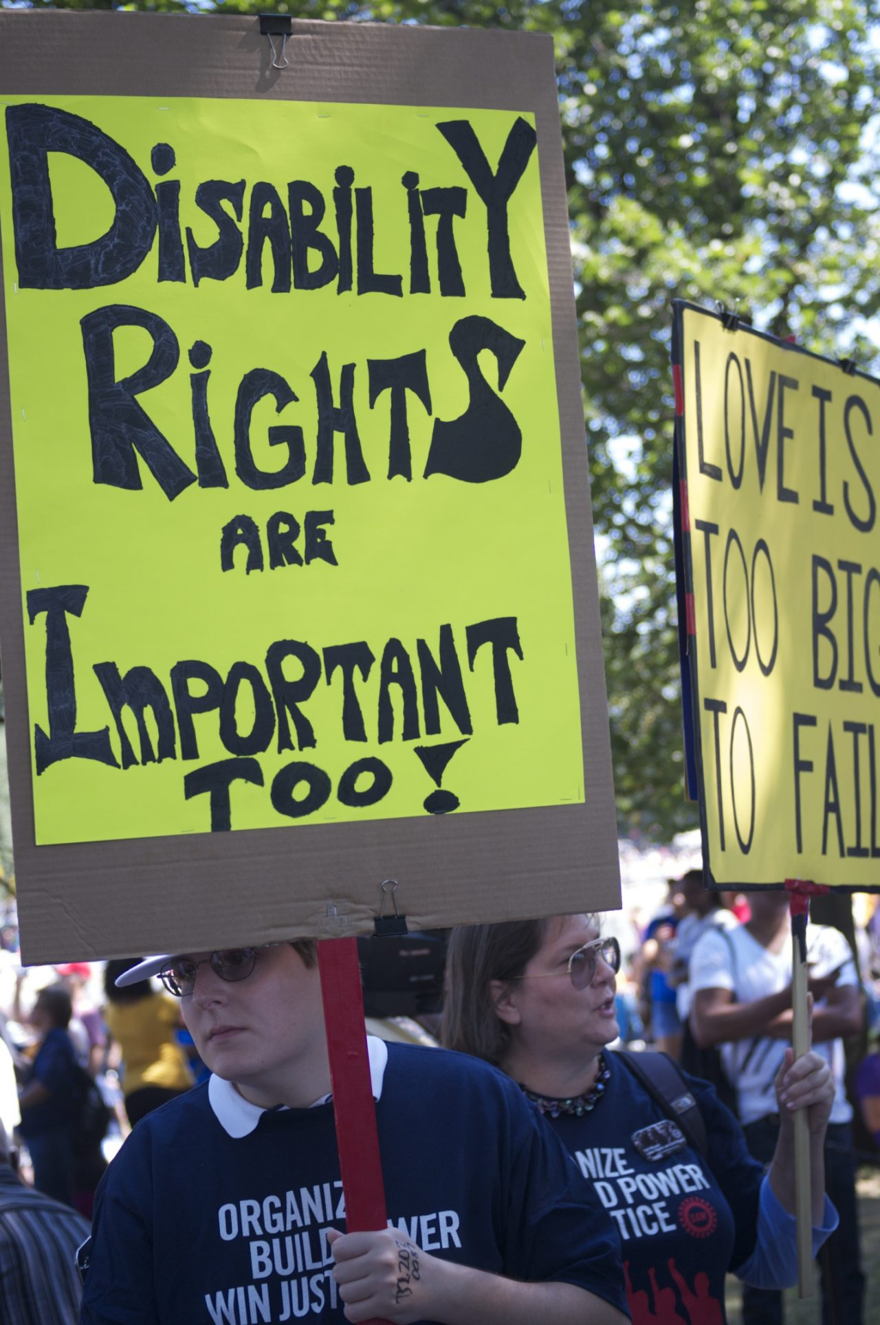 HMDT Blog: The Long Struggle for Disability Rights