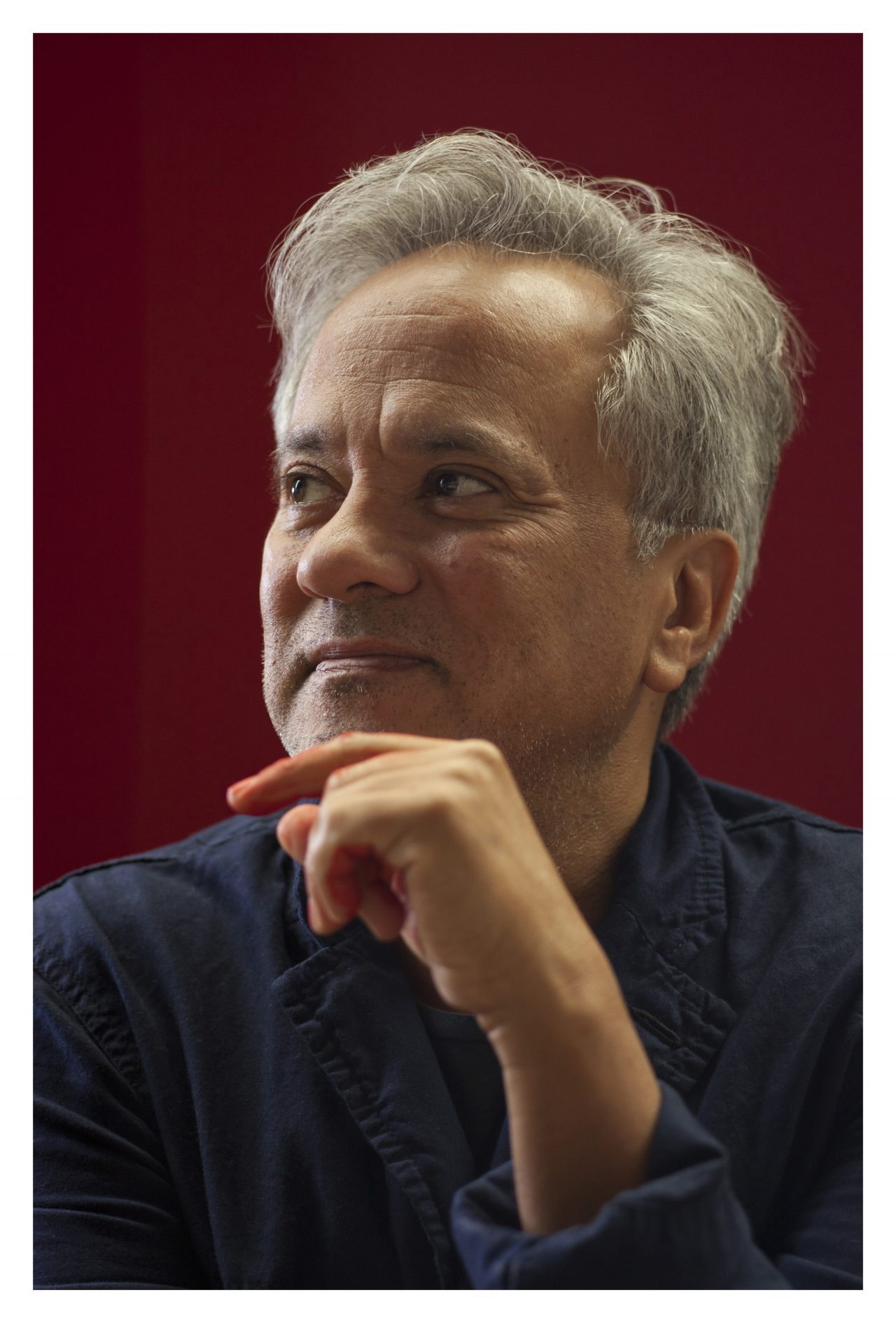 Sir Anish Kapoor behind 70 candles for 70 years design