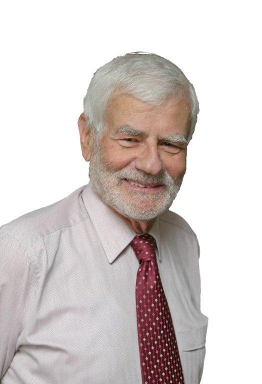 Bernd Koschland MBE
