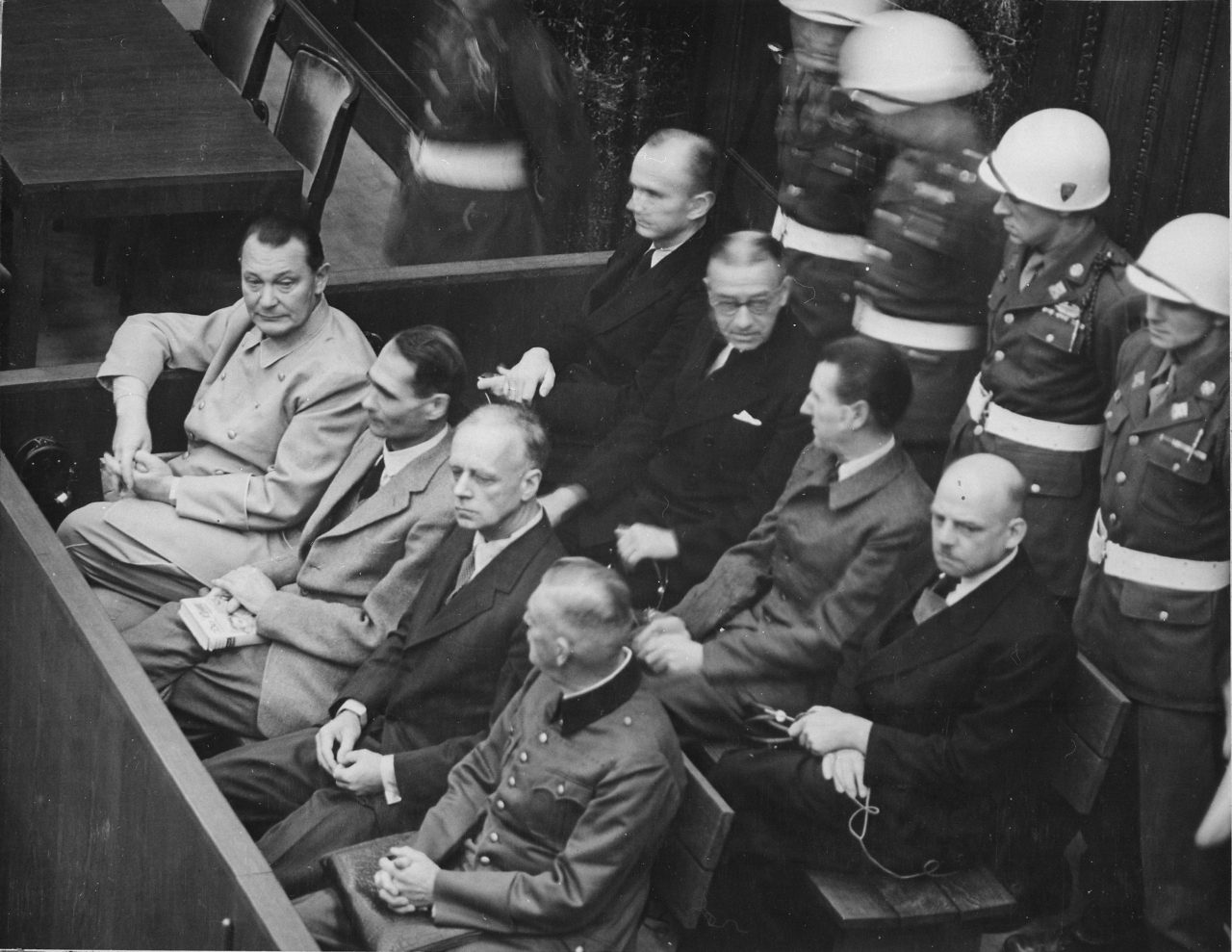 70TH ANNIVERSARY OF THE NUREMBERG TRIALS – PHILIPPE SANDS