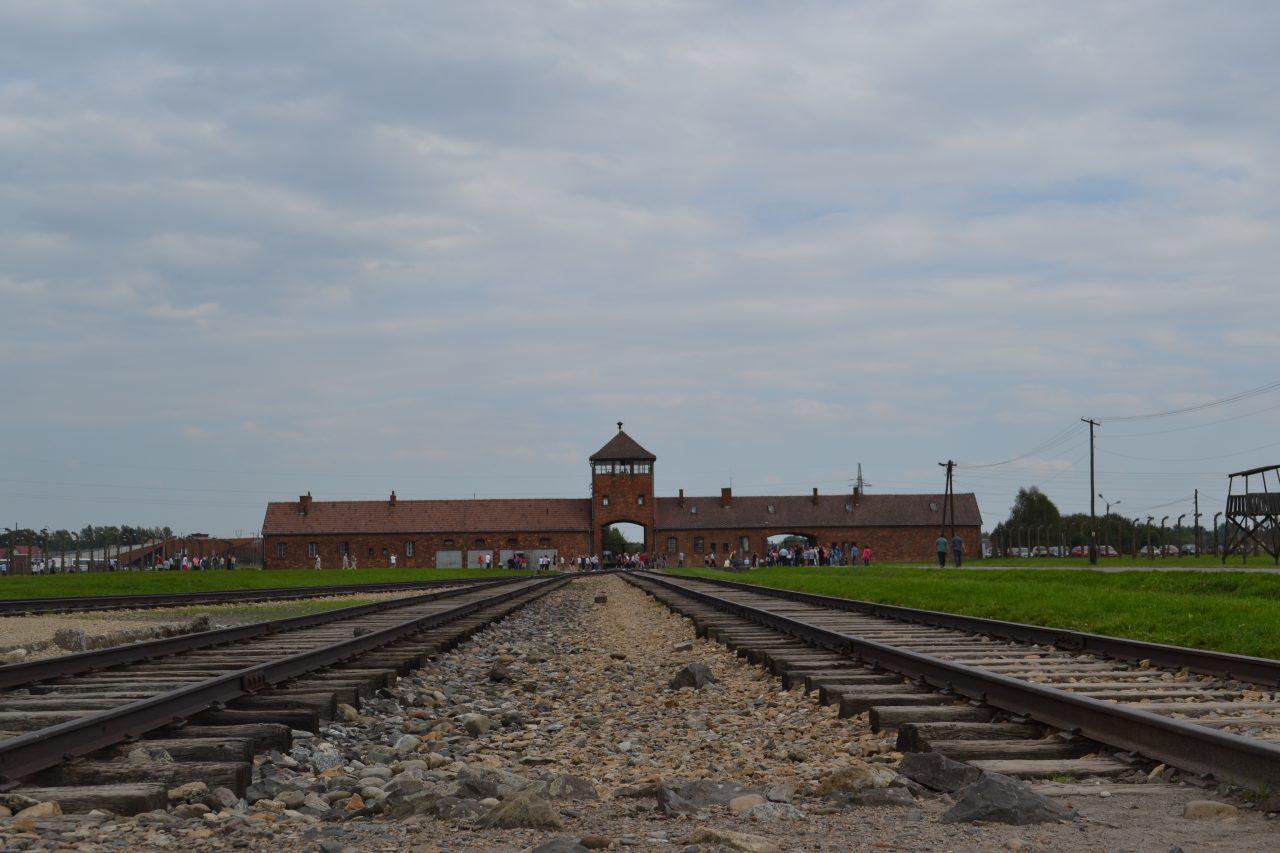 HMDT Blog: Staff visit to Poland - visiting Auschwitz