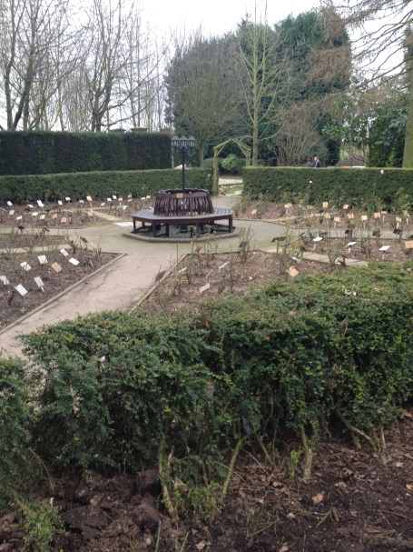 The Holocaust Centre Memorial Garden