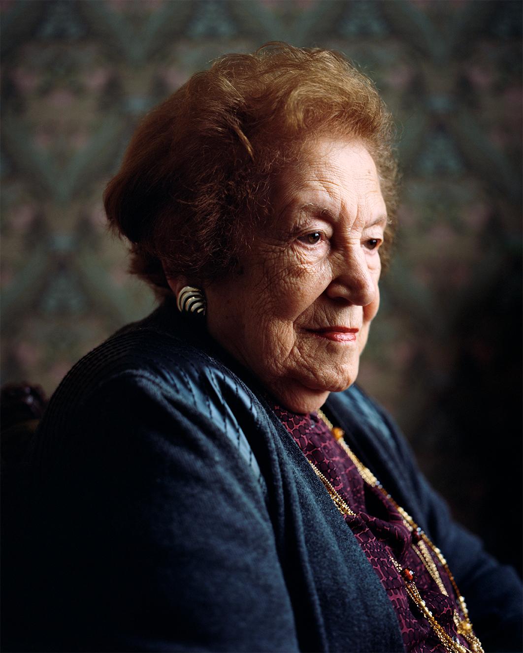 Sabina Miller BEM 1922 - 2018