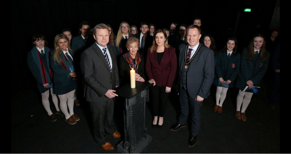 Holocaust Memorial Day 2017 in Northern Ireland