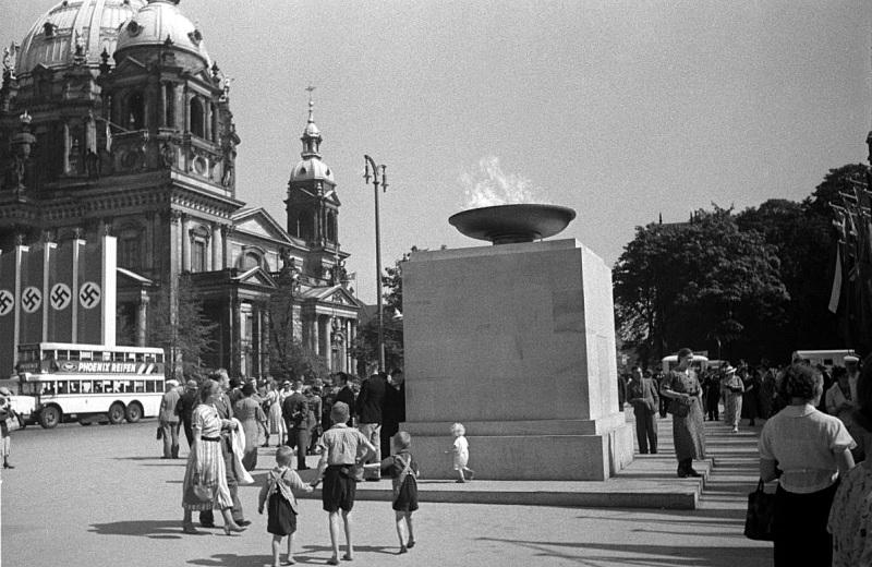 HMDT Blog: The Nazi Olympics