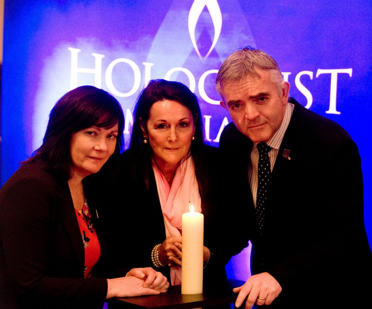 Belfast hosts Northern Ireland's national Holocaust Memorial Day event