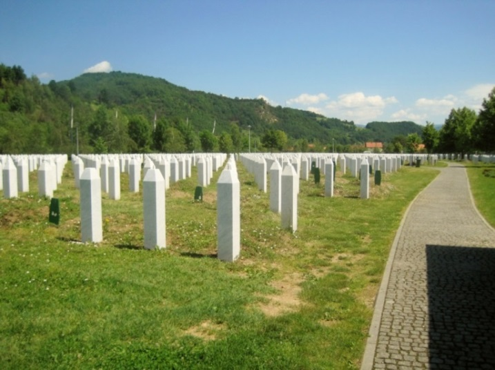 The Srebrenica-Potočari Memorial Centre and Cemetery to the Victims of the 1995 Genocide