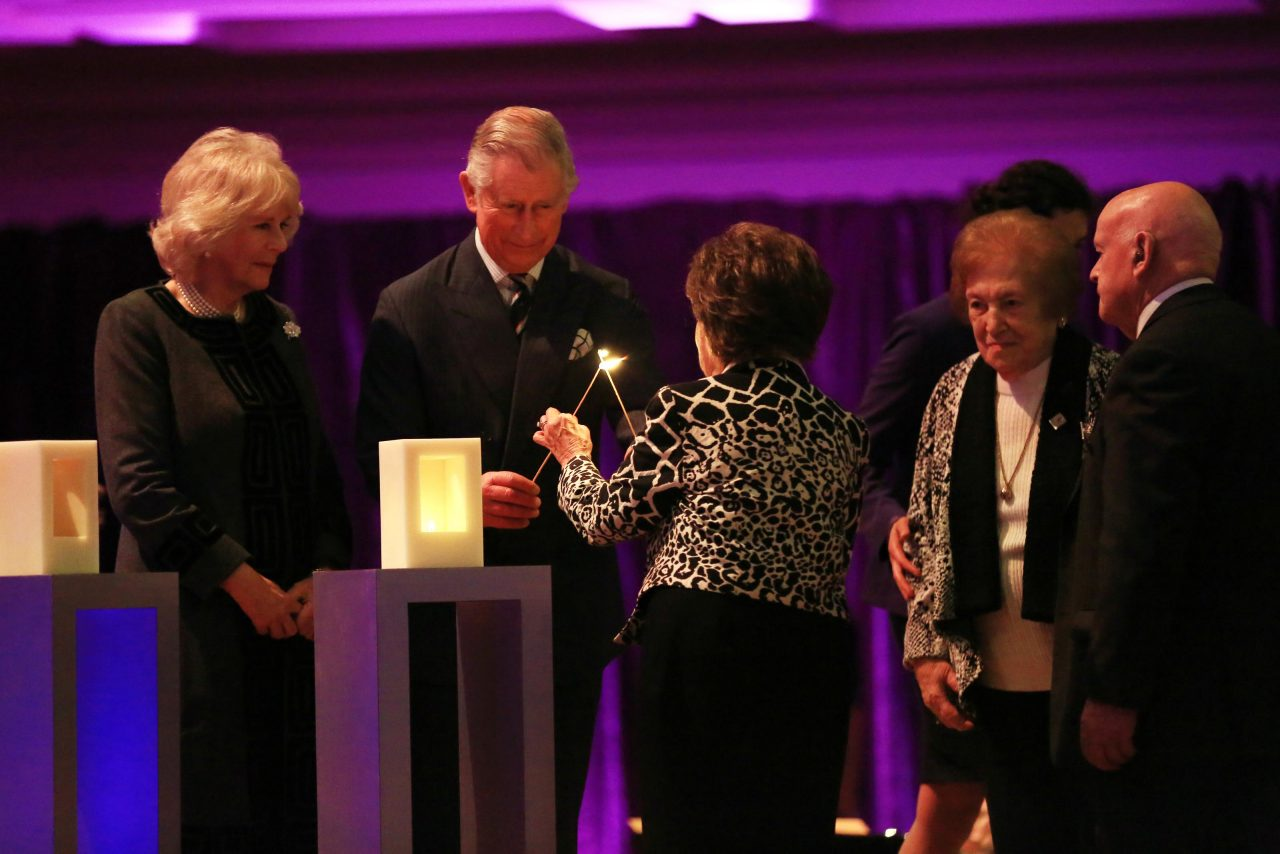HRH The Prince of Wales announced as Patron of Holocaust Memorial Day Trust