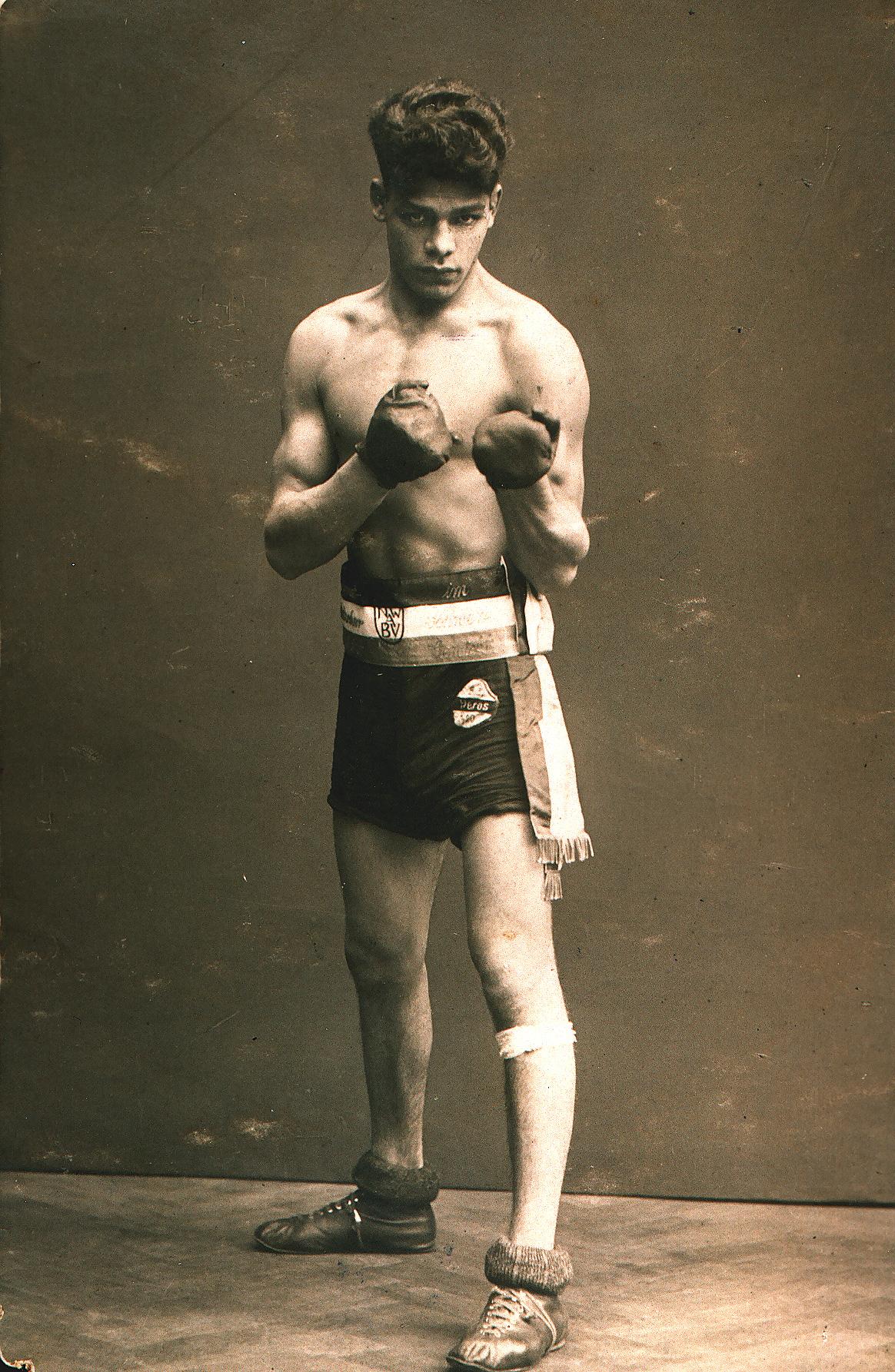HMDT Blog: The life of Sinto boxer Johann 'Rukeli' Trollmann
