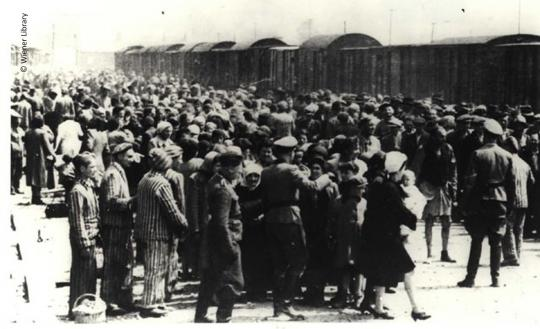 31 JULY 1941: NAZIS LAUNCH THEIR 'FINAL SOLUTION'