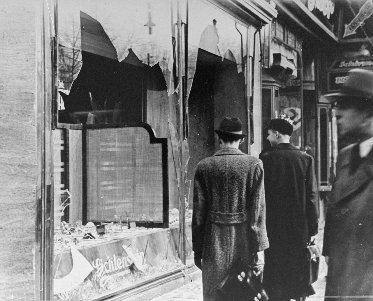 9 November 1938: Kristallnacht