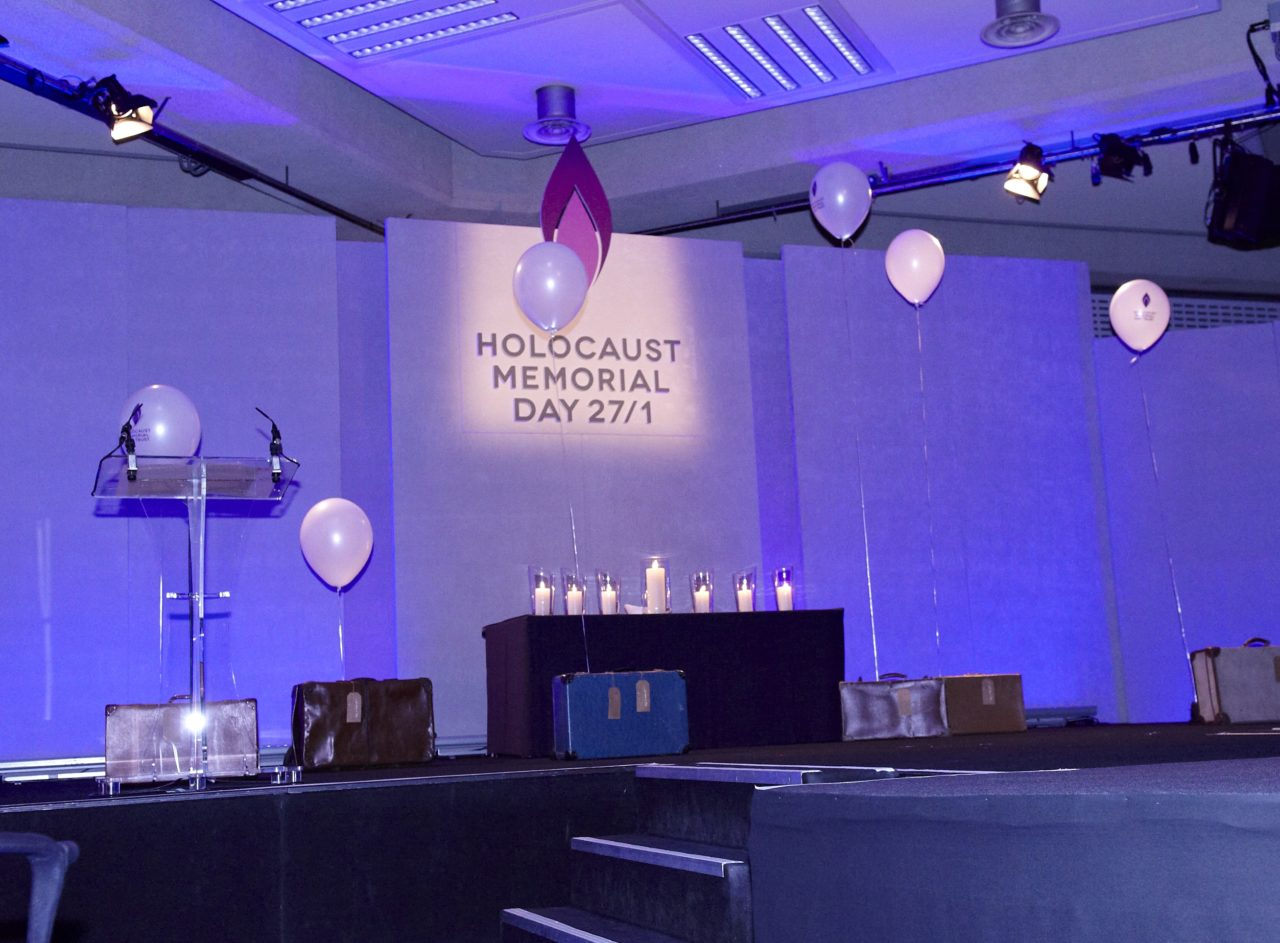UK Commemorative Event for HMD 2014