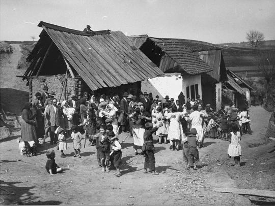 Auschwitz-Birkenau's Gypsy Family Camp