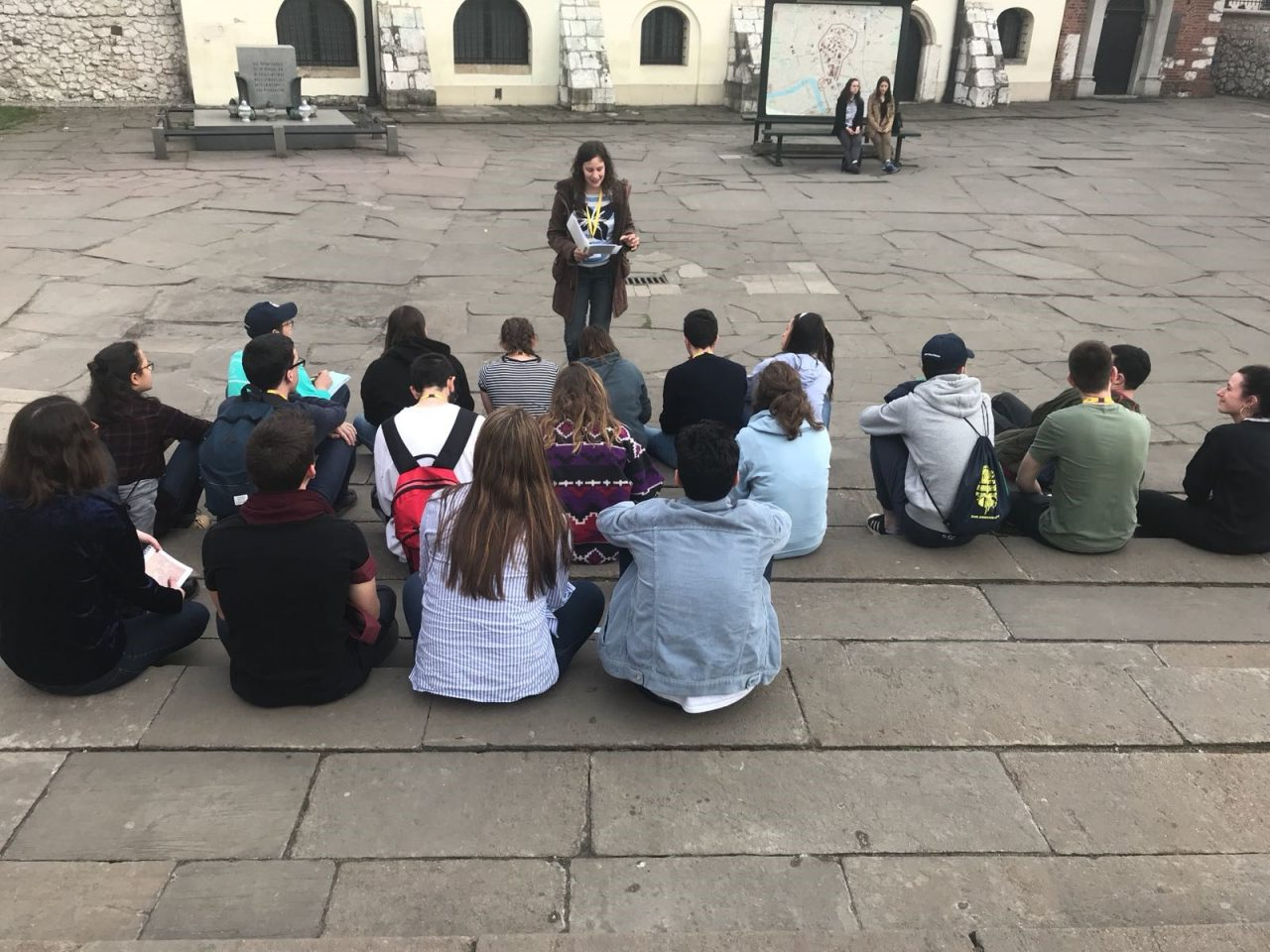 HMDT Blog: The Holocaust - Educating in Poland, Dr Rachel Century