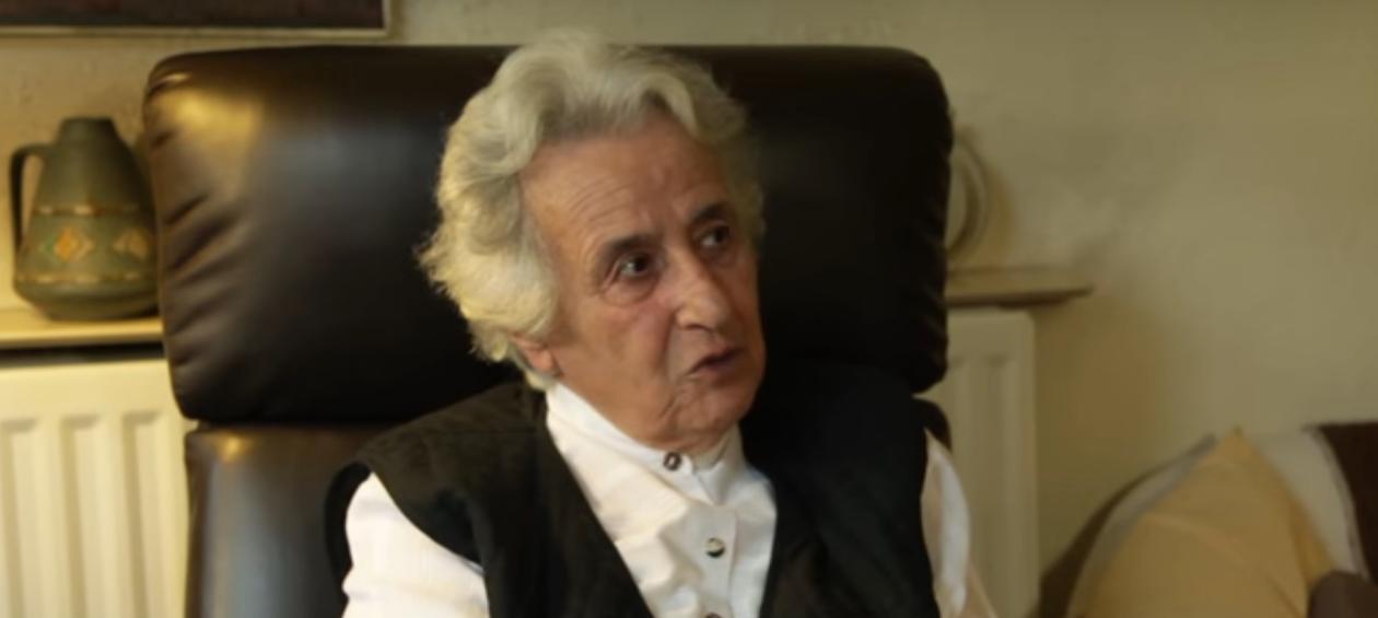 Holocaust survivor Anita Lasker-Wallfisch meets Stephen Fry