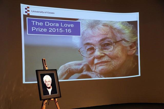 HMD 2016: The Dora Love Prize