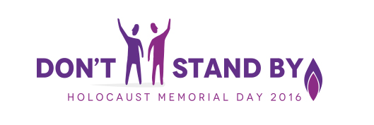 Holocaust Memorial Day 2016: Don't stand by