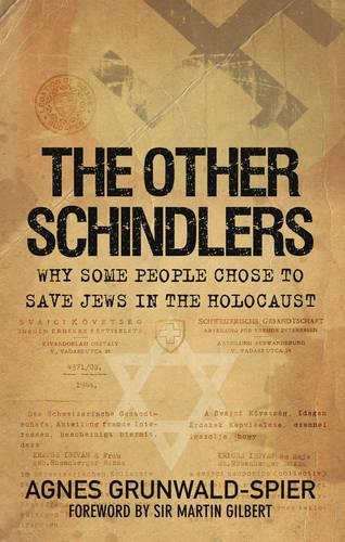 Agnes Grunwald-Spier: 'The Other Schindlers'