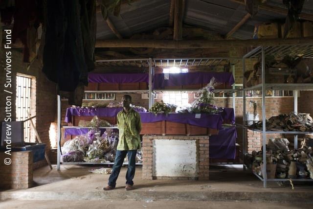 Memorial in Kigali © Andrew Sutton