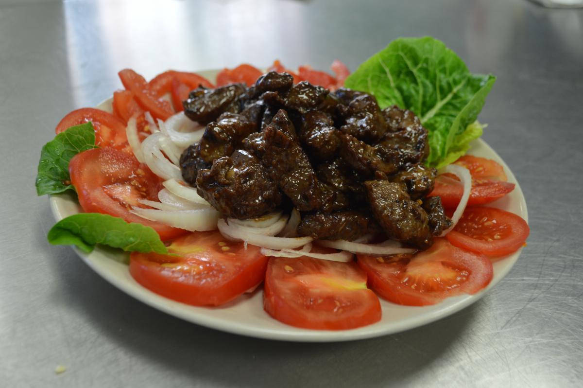 Recipe from Cambodia