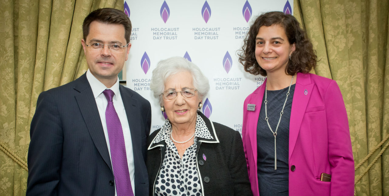 Resources for Holocaust Memorial Day 2019 are launched in Parliament