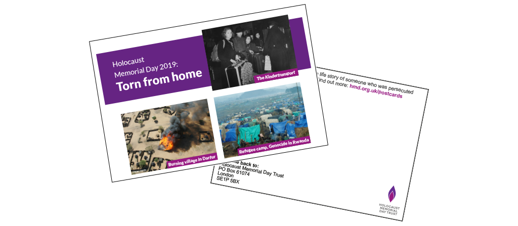 HMD 2019 Postcard Project – secondary schools