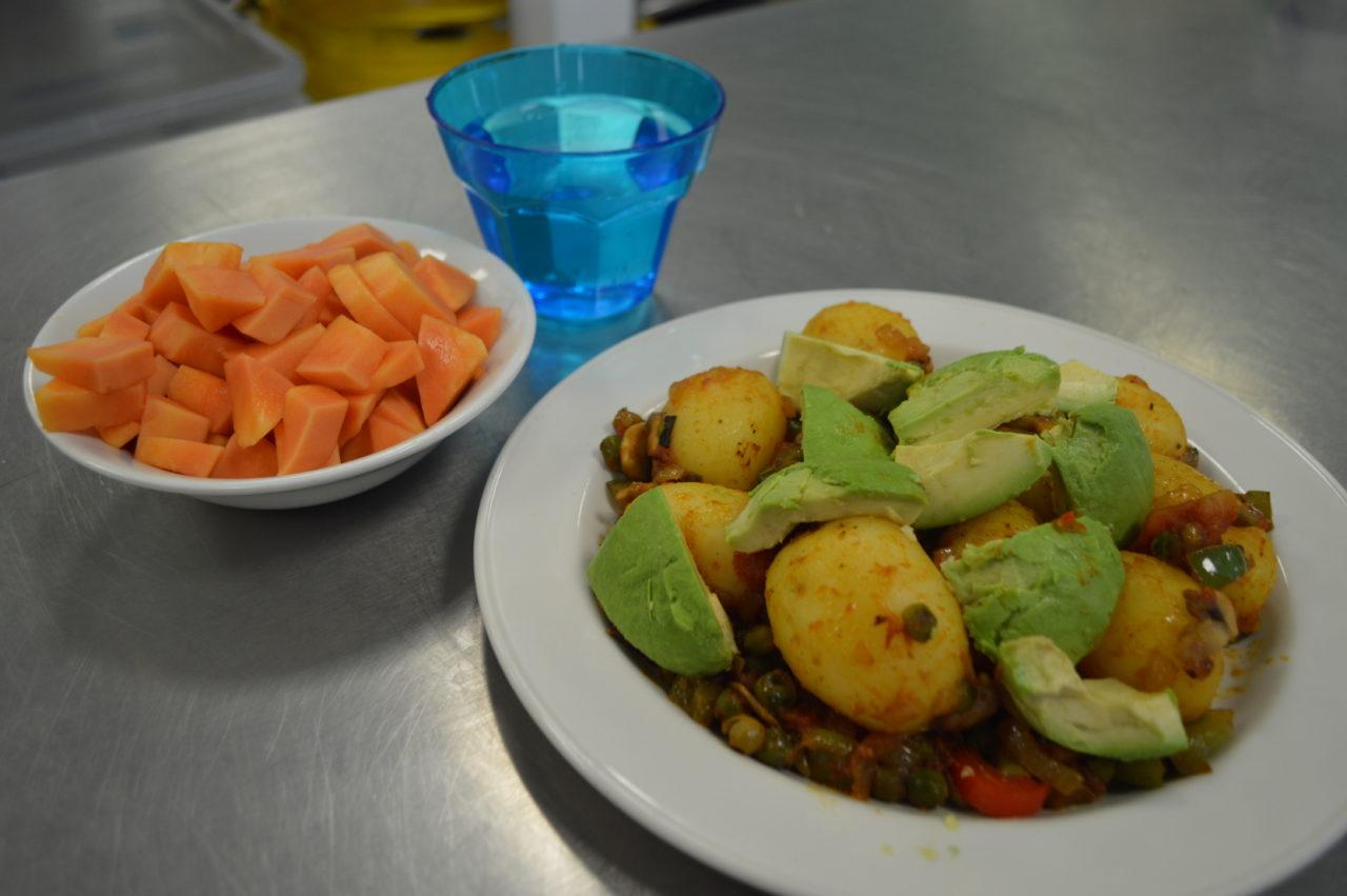 Recipe from Rwanda