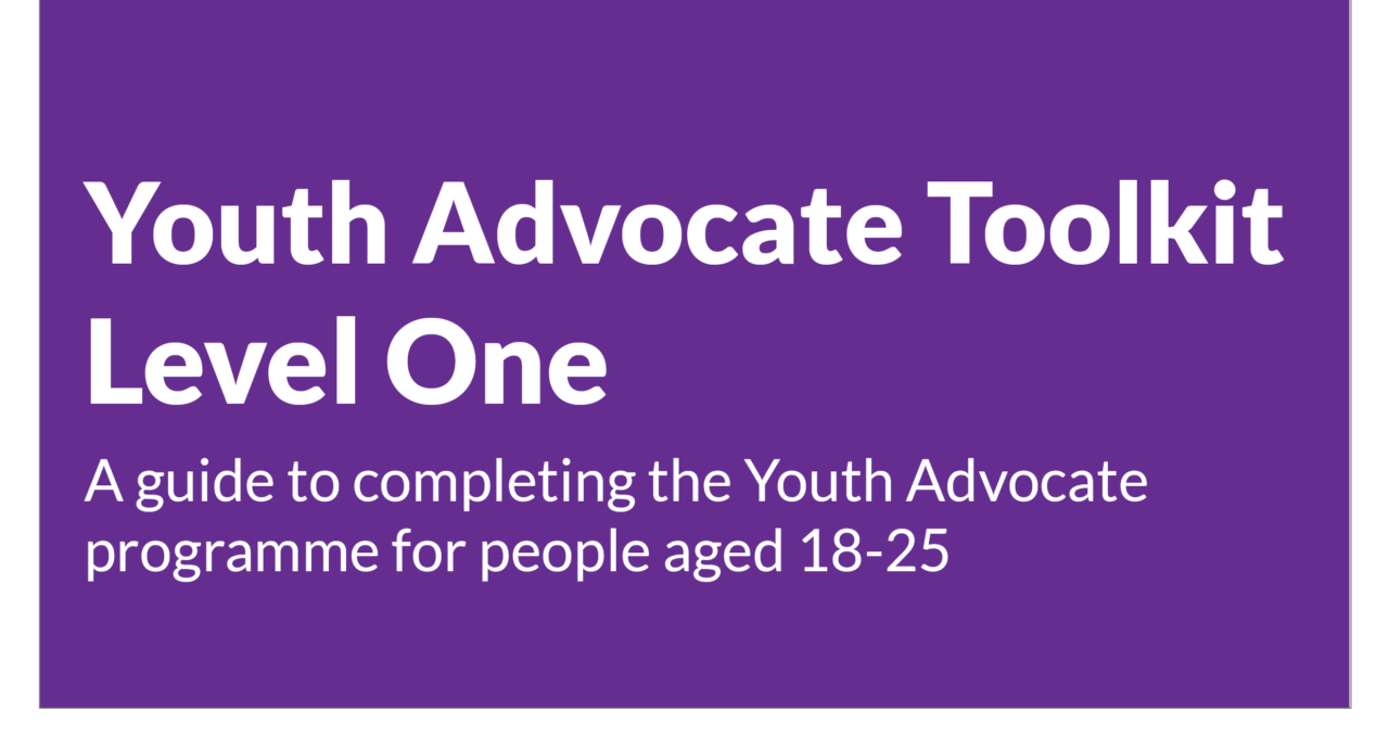Youth Advocate Toolkit - Level One