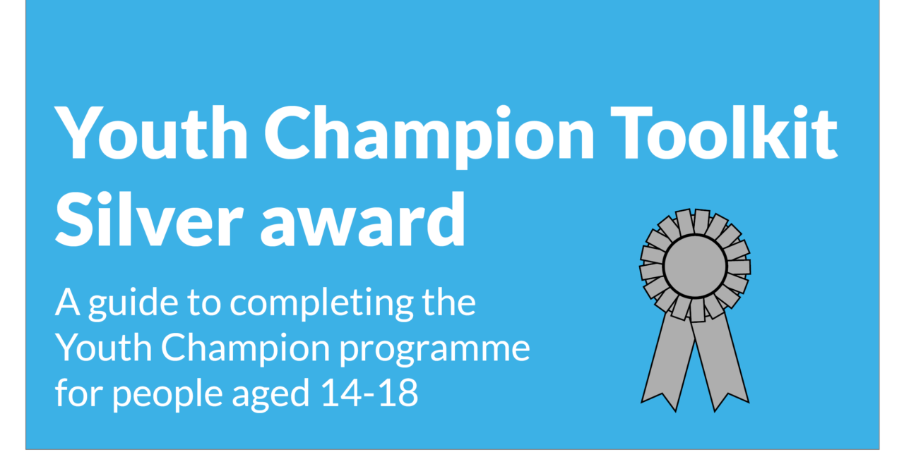Youth Champion silver award toolkit