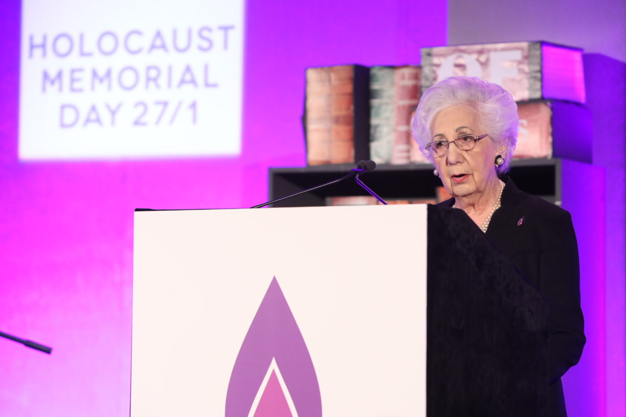 HMDT welcomes honours for survivors of the Holocaust