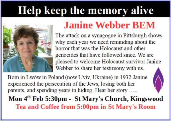Help keep the memory alive