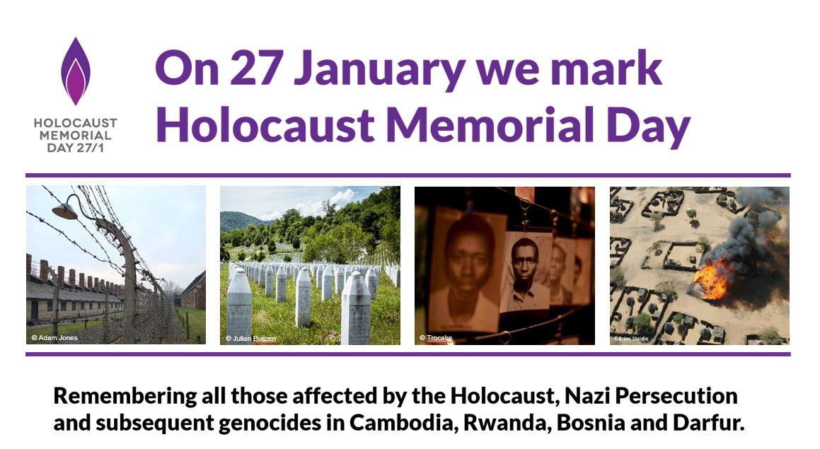 Holocaust Memorial Day Trust | HMD Presentation