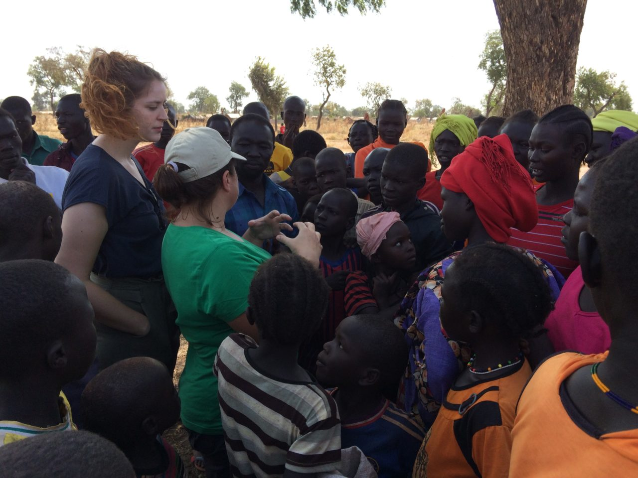 HMDT Blog: The forgotten victims of the Nuba Mountains - Sonja Miley