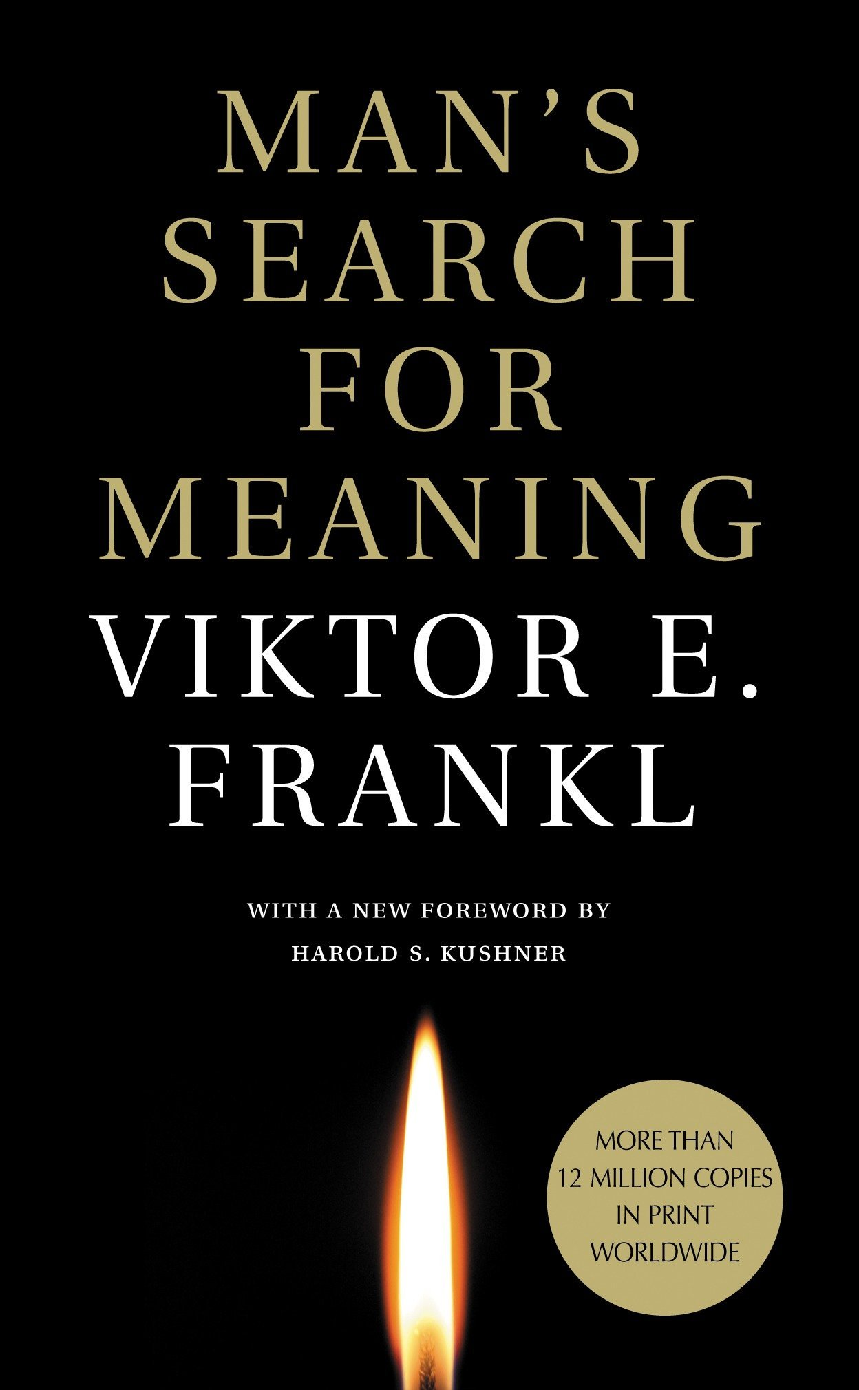 Man's Search for Meaning book discussion