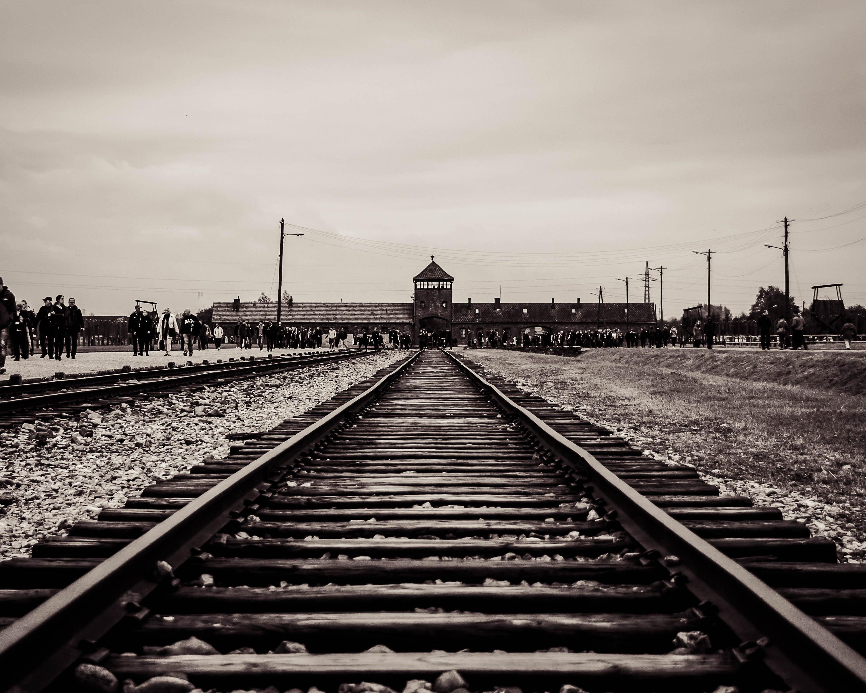 Auschwitz....recaptured Photographic Exhibition.