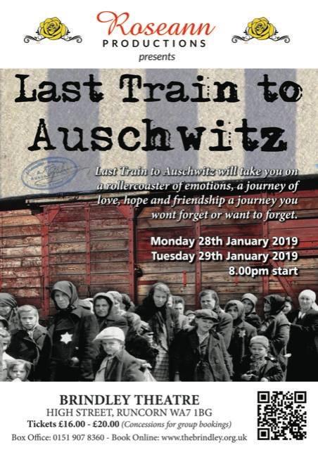 Theatre Production 'Last Train To Auschwitz '
