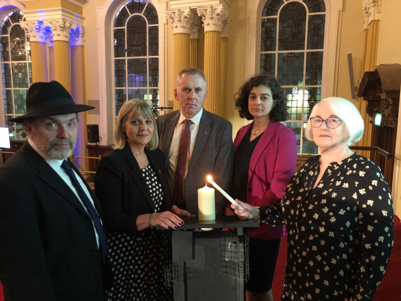 Northern Ireland Ceremony for HMD 2019