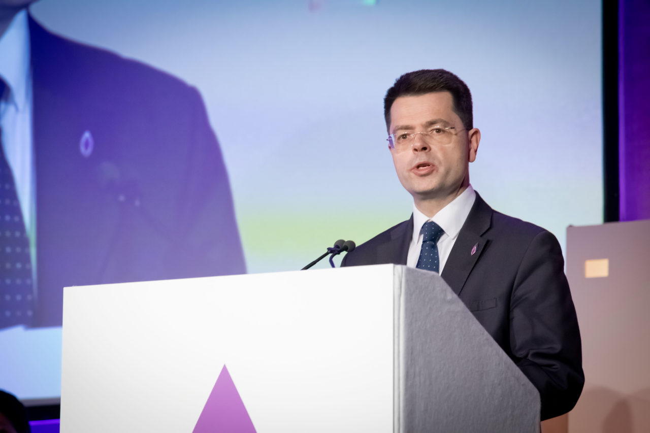Rt Hon James Brokenshire MP, Secretary of State for Housing, Communities and Local Government.