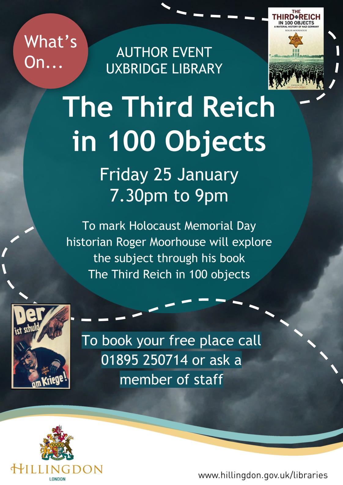 The Third Reich in a 100 Objects