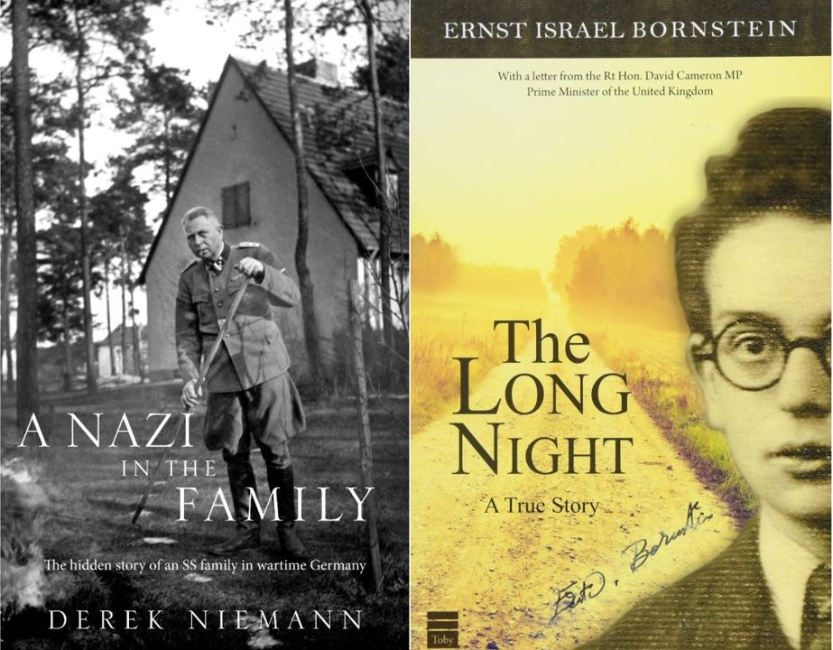 Speaking across the divide: Growing up in the shadow of the Holocaust