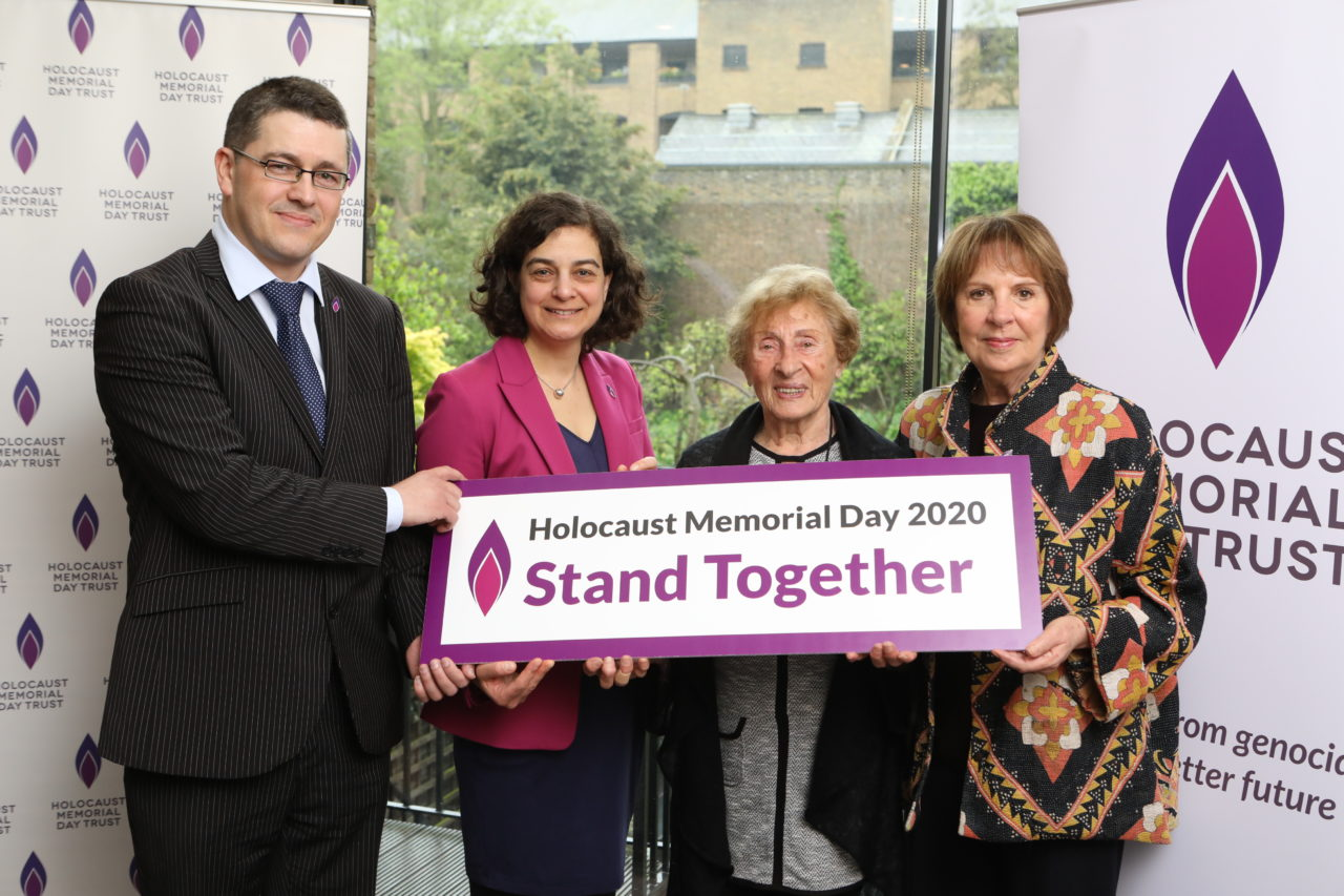 We launch the theme for HMD 2020: Stand Together