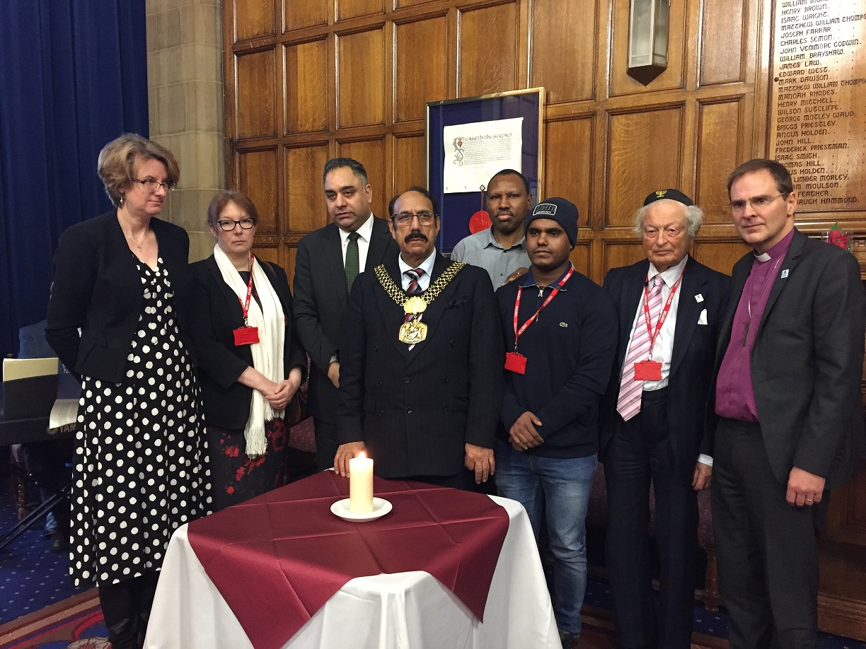 Bradford marks HMD 2019 with a ceremony at Bradford City Hall