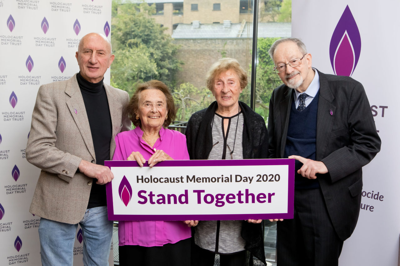 HMD 2020 theme: Stand Together