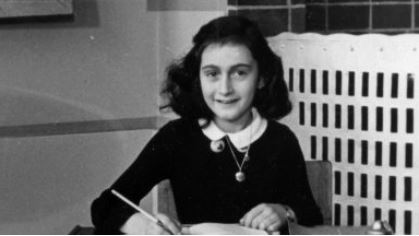 Anne Frank - easy to read life story